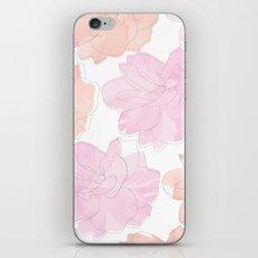 Gardenia iPhone & iPod Skin