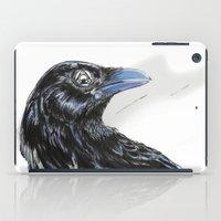 RHX Raven Logo iPad Case