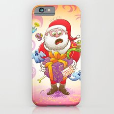 A Christmas Gift from Halloween Creepies to Santa Slim Case iPhone 6s