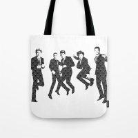 One Direction - Vintage Tote Bag