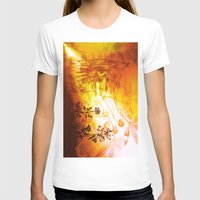 horses T-shirts featuring Horses by Vitta