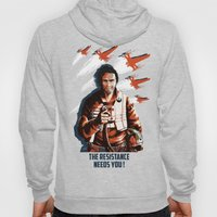 The Resistance Needs You Again! Hoody