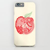 An Apple A Day... iPhone 6 Slim Case