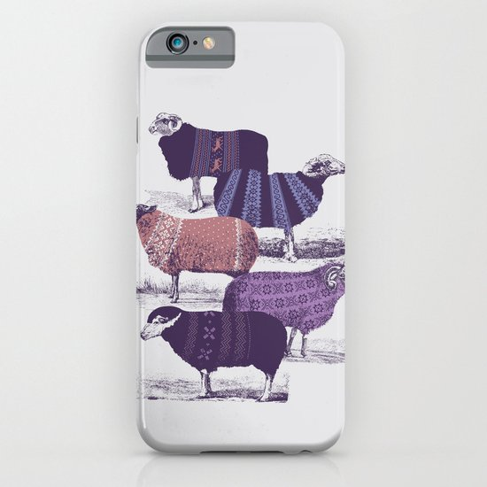 Cool Sweaters iPhone & iPod Case