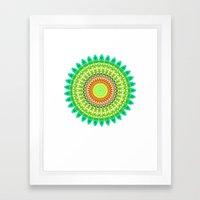 SHRADDHAA Framed Art Print