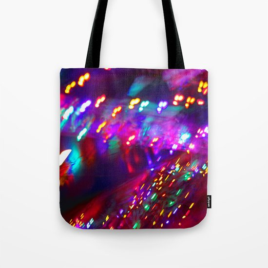 Visual Music Tote Bag