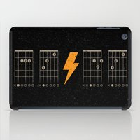 ACDC Back in Black iPad Case