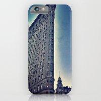 Flat Iron iPhone 6 Slim Case
