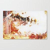 Napalm Canvas Print