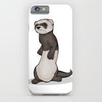Wild Ferret iPhone 6 Slim Case