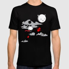 Acute Invasion Mens Fitted Tee Black SMALL