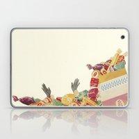 Drowning in Chocolate Laptop & iPad Skin