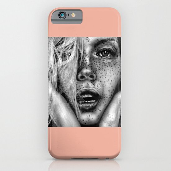 + FRECKLES + iPhone & iPod Case
