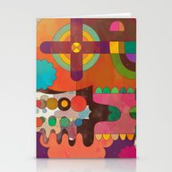 The Letter G Stationery Cards