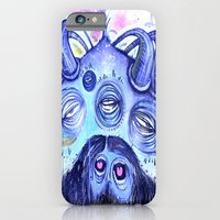 iPhone & iPod Case featuring Samsquanch by Darren Camplin