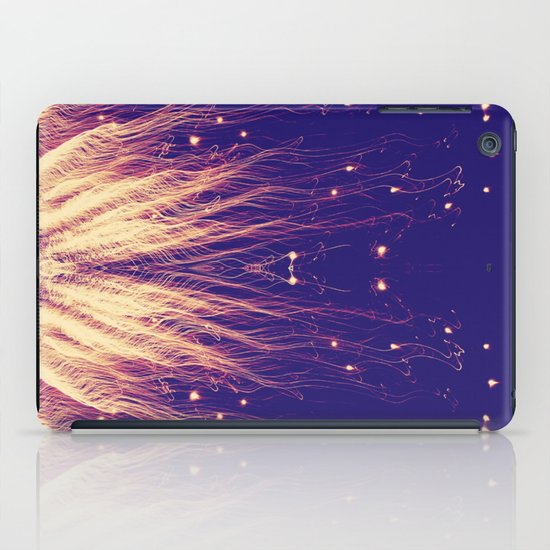 Fire Hair iPad Case