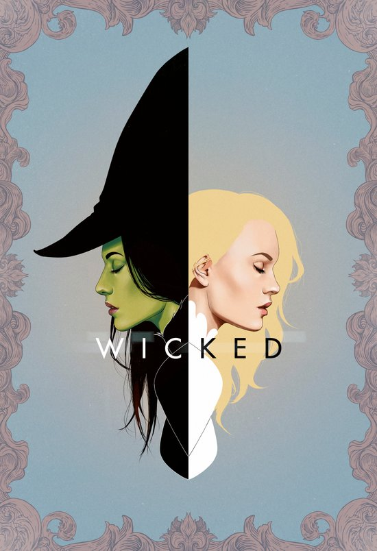 Wicked | Frame Art Print