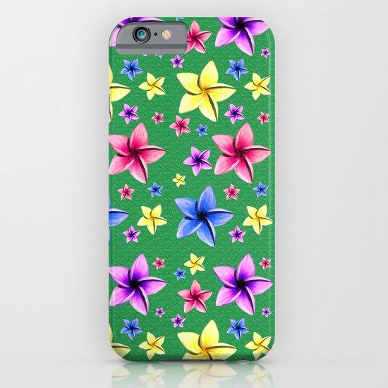 Flower Crazy iPhone & iPod Case
