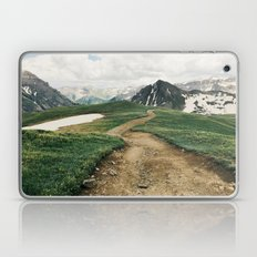 Colorado Mountain Road Laptop & iPad Skin