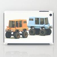 4x4s iPad Case