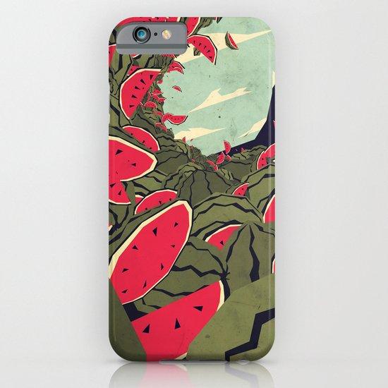 Watermelon surf dream iPhone & iPod Case