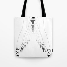 The Dancing Girls Tote Bag
