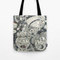 Umbilical Chords Tote Bag