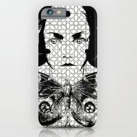 iPhone & iPod Case featuring fragile by Ela Caglar