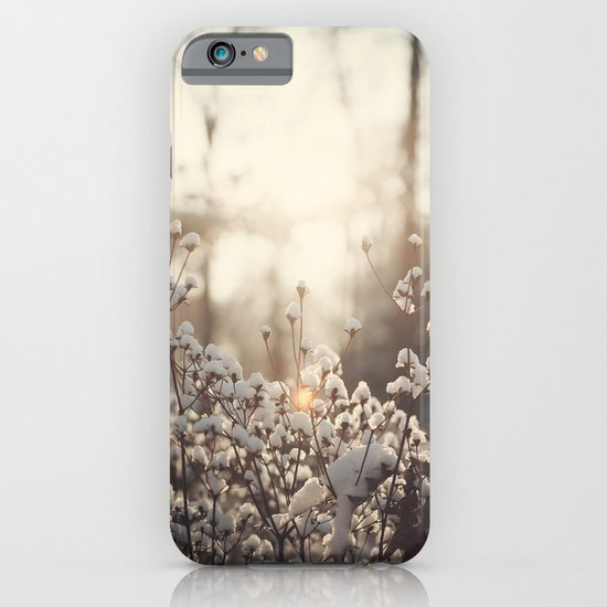 Northern Cotton iPhone & iPod Case