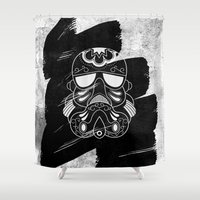 Storm Trooper #2 Shower Curtain