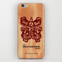 Great Northern Hotel Twi… iPhone & iPod Skin