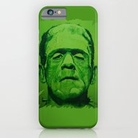 the creature (original) iPhone 6 Slim Case
