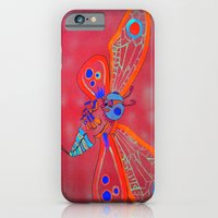 Bad Ash Mothra Funker for Wobblesauce iPhone 6 Slim Case
