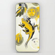Lizard Sun iPhone & iPod Skin