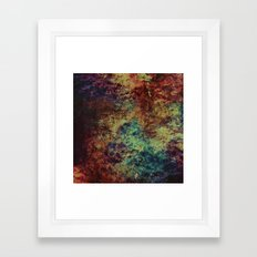 Contagious Decay Framed Art Print