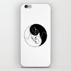The Tao of Fox  iPhone & iPod Skin