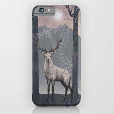 white deer iPhone 6 Slim Case