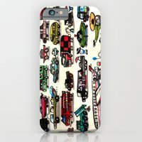 iPhone & iPod Case featuring On Our Way. by Richard J. Bailey