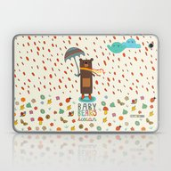 Baby Bears Icecar Laptop & iPad Skin