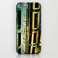 iPhone & iPod Case featuring Call It A Pick Up Truck by Maureen Anne