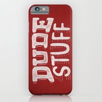 iPhone Cases featuring Dude Stuff by KPD:  Art Love Moto