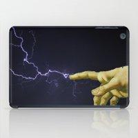 Finger of God iPad Case