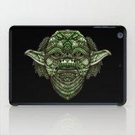 Aztec Jedi Master Yoda iPad Case