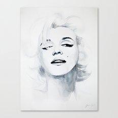 Marilyn '62 Canvas Print