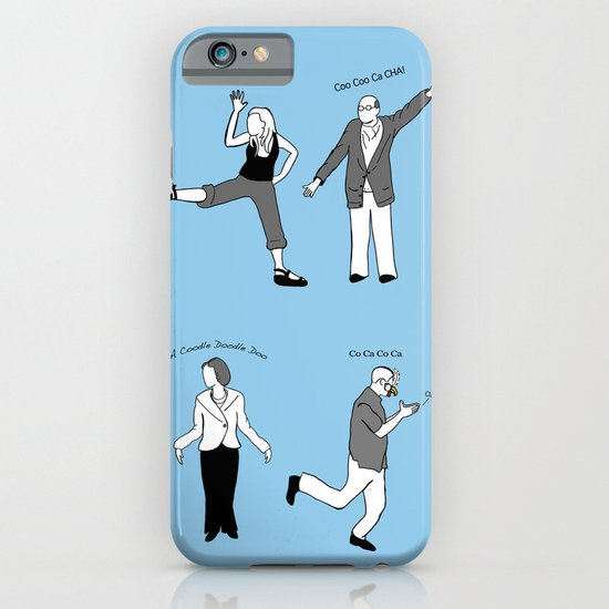Chicken Dance The Night Alway  iPhone & iPod Case