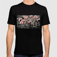 Blowing In The Wind #o1 Mens Fitted Tee Black SMALL