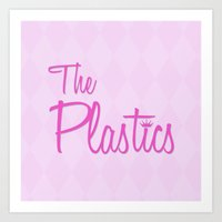 The Plastics - From The … Art Print