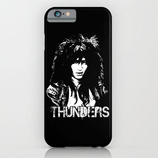 Johnny Thunders iPhone & iPod Case