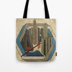 Impossibleville Tote Bag