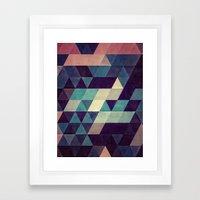 Cryyp Framed Art Print